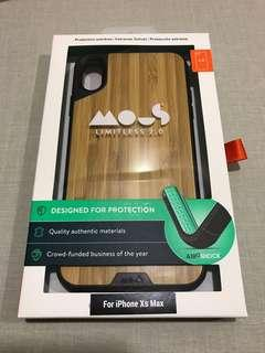 Iphone xs max mous limitless 2.0 case