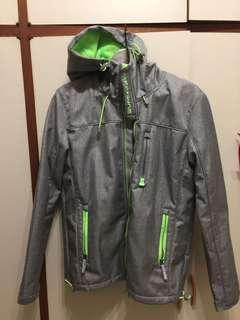 🚚 Superdry極度乾燥防風保暖外套