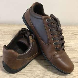 Timberland Brown Leather Shoes