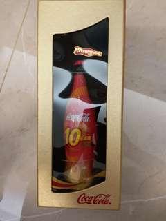 可口可樂突破10億箱紀念