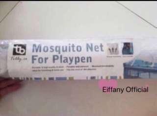 Tabby mosquito net