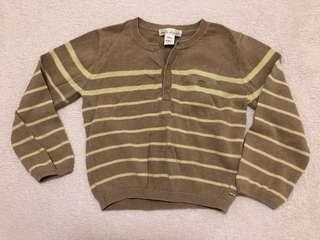 London Marie Chantal 24 M Linen and Cotton Sweater