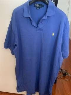 Authentic Ralph Lauren shirt size L