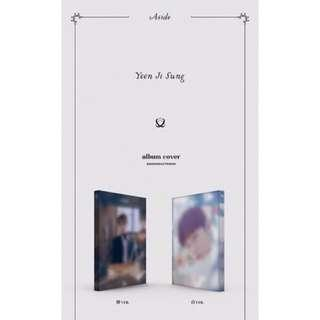 "[MALAYSIA GROUP ORDER] YOON JISUNG 1ST MINI ALBUM ""ASIDE"""