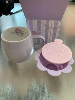 Little twin stars 茶隔杯套裝