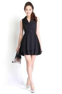 🚚 Lilypirates Black Dress size S (archived, OOS on site)