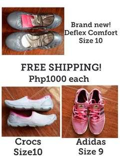REPRICED + FREE SHIPPING SHOES