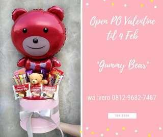 Open PO Valentine Til 9 Feb