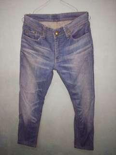 Celana jeans uniqlo