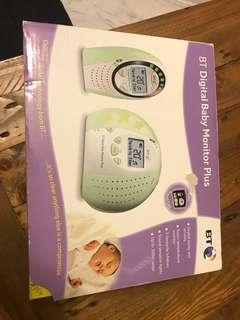 BT Digital Baby Monitor Plus