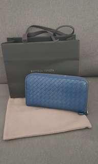 🚚 Bottega Veneta Wallet Authentic