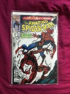 🚚 Amazing Spider-Man #361-363