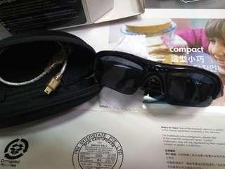 🚚 眼鏡式行車記錄器