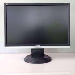 """ViewSonic VA1928wm - LCD Monitor - 19"""""""