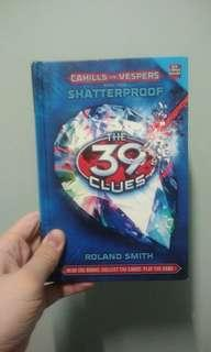The 39 Clues: SHATTERPROOF