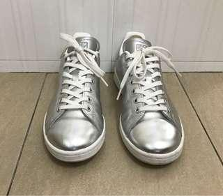 Stan Smith in Silver