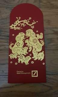 🚚 Deutsche Bank Red Packets Year of Dog