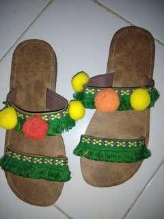 Sandal bohemian
