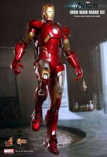 Hot Toys Ironman Mark VII - 1/6 scale