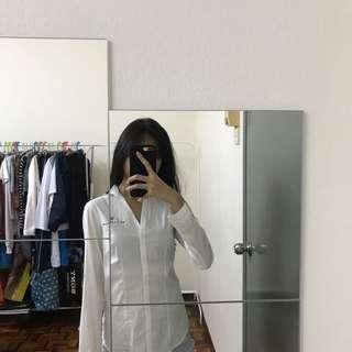 H&M button up shirt