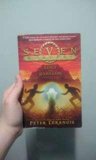 Seven Wonders: Lost In Babylon