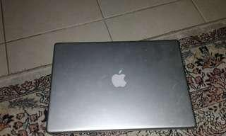 Spoilt laptop G4 powerbook
