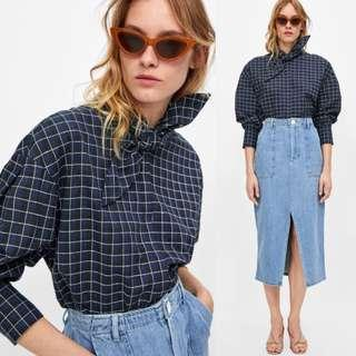 Auth 💯 Zara Polo ( Retails at 1,499)