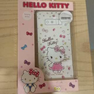 Samsung note 8 hello kitty cover