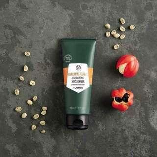 🚚 The Body Shop - Guarana & Coffee Energising Facial Cleaner