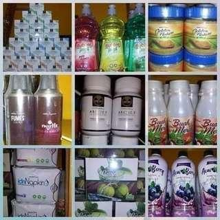 Unified wellness products
