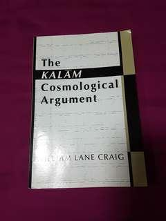🚚 The Kalam Cosmological Argument