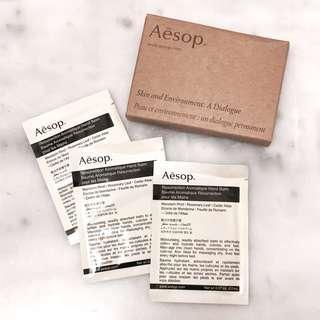 🚚 Aesop Resurrection Aromatique Hand Balm