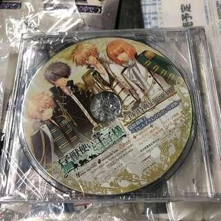 [店頭非賣品]猛獸使與王子樣 予約特典drama DVD 未使用