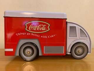 可口可樂金屬車