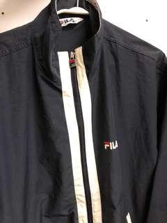 Fila vintage jacket 古著外套 超多details size m