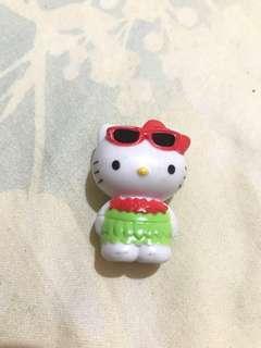 🌹全新Hello kitty日本夏威夷女郎草裙舞公仔