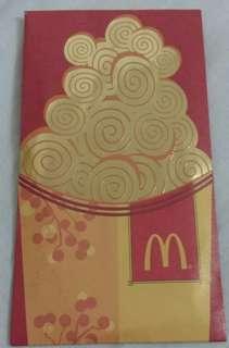Red Packet / Duit Sampul : McDonalds 1pc