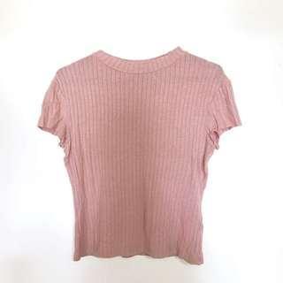 🚚 Bershka pink top