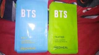MEDIHEAL PDF & TEA TREE SHEET MASK