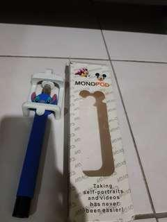 Monopod bluetooth type