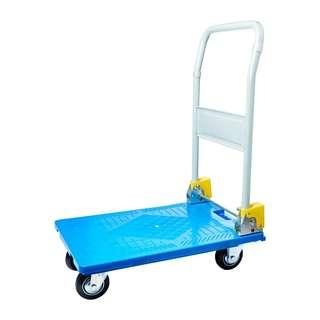 Check out HomeProud Hand Truck Trolley 120Kg currently on offer @ Fairprice Xtra Outlets...