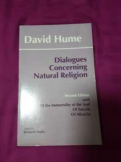 🚚 Dialogues Concerning Natural Religion