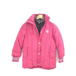Disney Winter Bubble Jacket Coat for Kids