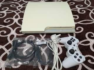 🚚 Playstation 3 Slim (White)