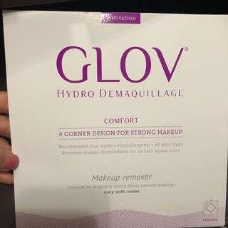 GLOV makeup remover cloth - reusable! (plus a free Quick Treat) 缷妝布