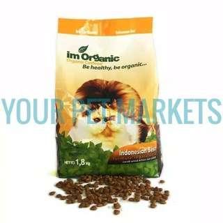 Makanan Kucing Im Organic 1.8 Kg Freshpack