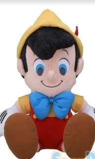 日本空運景品迪士尼 Disney 木偶仔小木偶公仔 Pinocchio