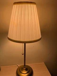 IKEA Arstid Table lamp brass