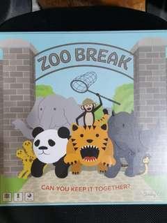 Zoo Break (Cute animal meeples!) - BNIS