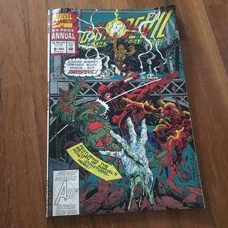 🚚 Daredevil comic